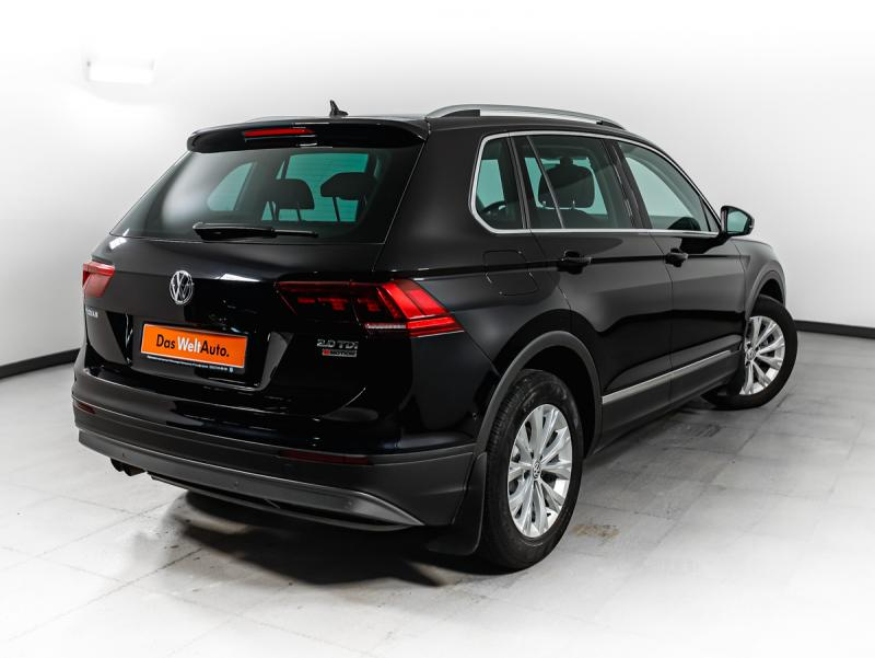 Volkswagen Tiguan 2.0 TDI 4Motion DSG (150 л.с.) 4WD Comfortline