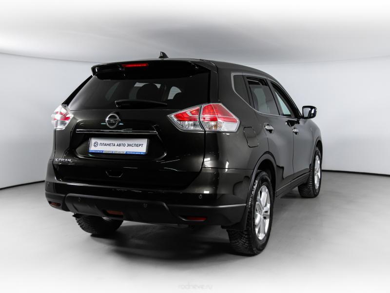 Nissan X-Trail 2.0 CVT (144 л.с.)