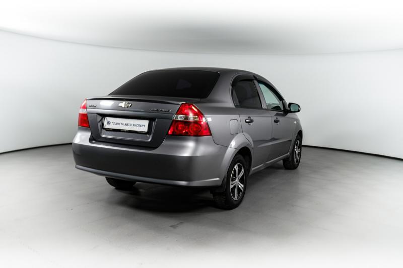 Chevrolet Aveo 1.2 MT (84 л. с.)