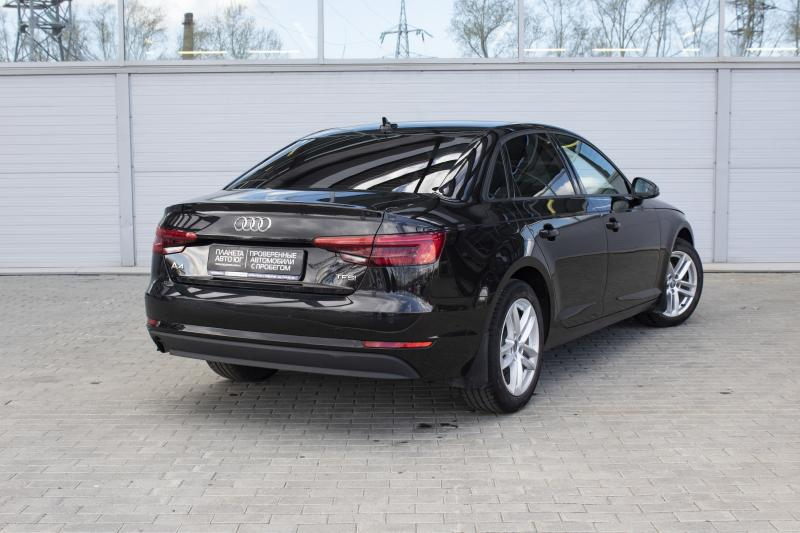 Audi A4 1.4 TFSI S tronic (150 л. с.)
