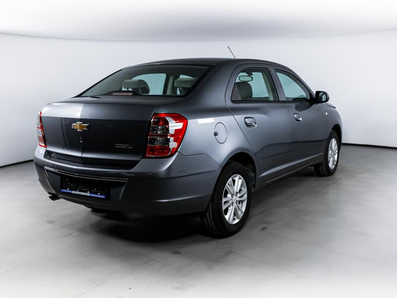 Chevrolet Auto Cobalt 1.5 AT (106 л. с.) LTZ