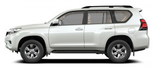 Toyota Land Cruiser Prado 2.7 AT (163 л.с.) 4WD Комфорт 54 Тойота Центр Бишкек Бишкек