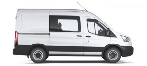Ford Грузопассажирский фургон 2.2TD 125 л.с., передний привод Средняя база (L2), полная масса 3.1 т Автотракт Владимир