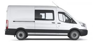 Ford Грузопассажирский фургон 2.2TD 125 л.с., передний привод Длинная база (L3), полная масса 3.5 т Планета Авто (Авторитейл) Челябинск