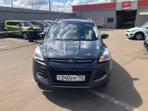 Ford Kuga 1.5 EcoBoost AT AWD (150 л. с.) Trend Plus Вист-Моторс Москва