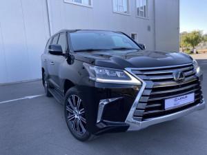 Lexus 570 AT (367 л. с.) 4WD Luxury 21+ Тойота Центр Бишкек Бишкек