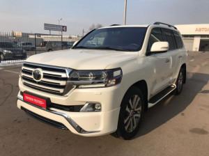 Toyota Land Cruiser 4.6 AT (309 л. с.) Executive White Тойота Центр Бишкек Бишкек