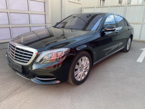 Mercedes-Benz S-Класс седан S 500 7G-Tronic Plus 4Matic (455 л. с.) Base Тойота Центр Бишкек Бишкек