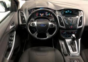 Ford Focus Хетчбэк 2.0d AT (150л.с.) White and Black ORBIS AUTO г. Алматы