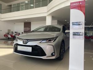Toyota Corolla 1.6 CVT (122 л. с.) Престиж 87 Тойота Центр Бишкек Бишкек