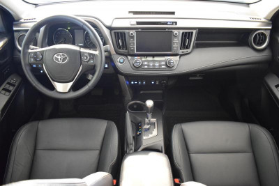 Toyota RAV4 2.0 CVT 4WD (146 л. c.) Люкс 91T