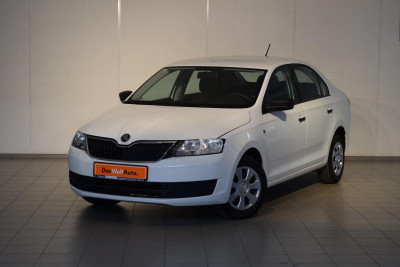ŠKODA Rapid 1.6d MT (90 л.с.) Monte Carlo