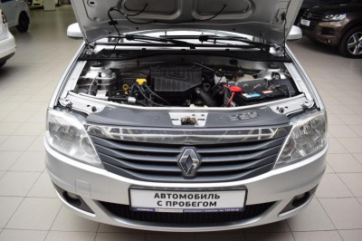Renault Logan 1.6 MT (84 л. с.)